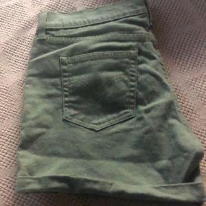Levi's Shorts - Levi's stretch shorts